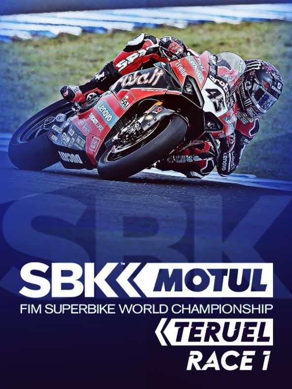 Teruel. Race 1