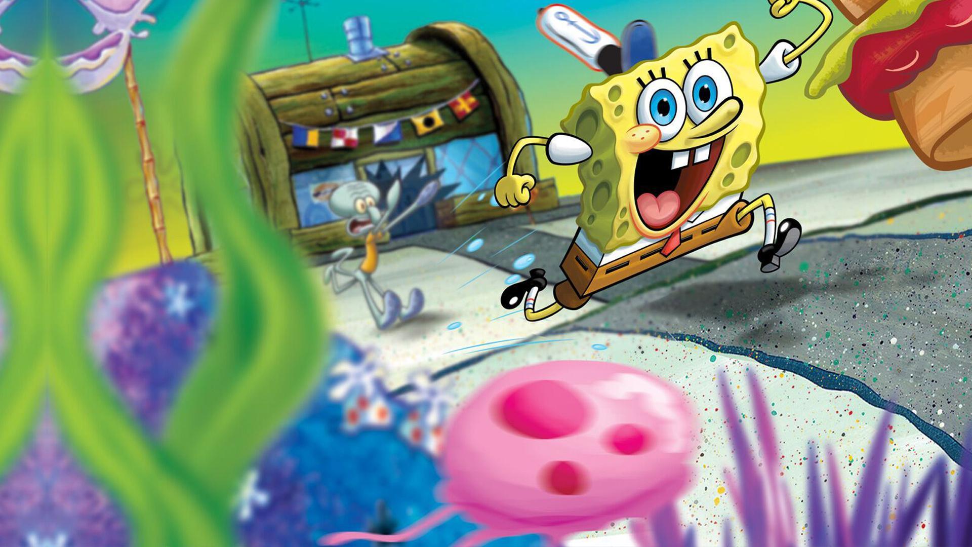 Super! SpongeBob