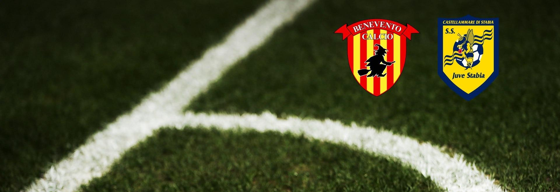 Benevento - Juve Stabia. 31a g.