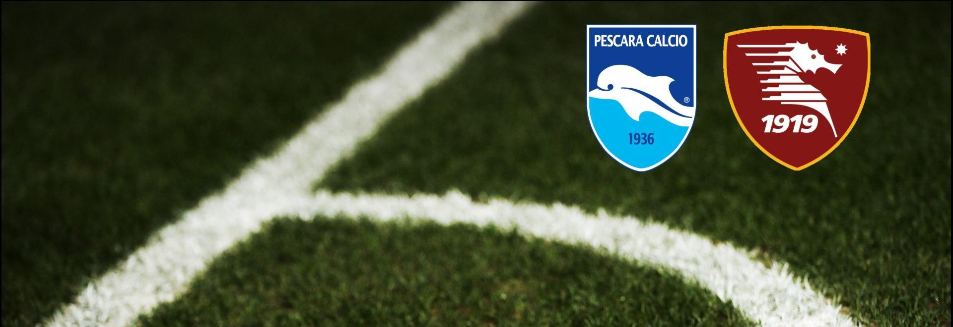 Pescara - Salernitana. 38a g.