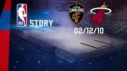 Cleveland - Miami 02/12/10