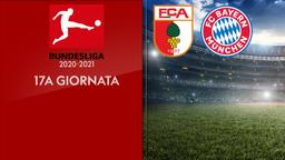 Augsburg - Bayern Monaco. 17a g.