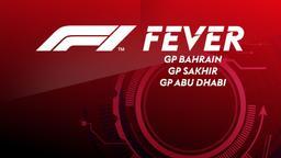 GP Bahrain, GP Sakhir, GP Abu Dhabi