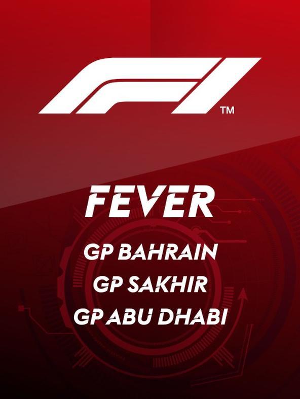 S1 Ep6 - F1 Fever: GP Bahrain, GP Sakhir, GP...
