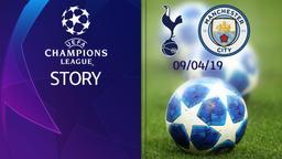 Tottenham - Man City 09/04/19