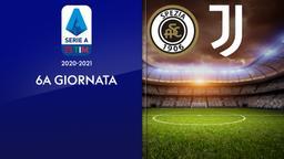 Spezia - Juventus. 6a g.