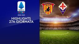 Benevento - Fiorentina