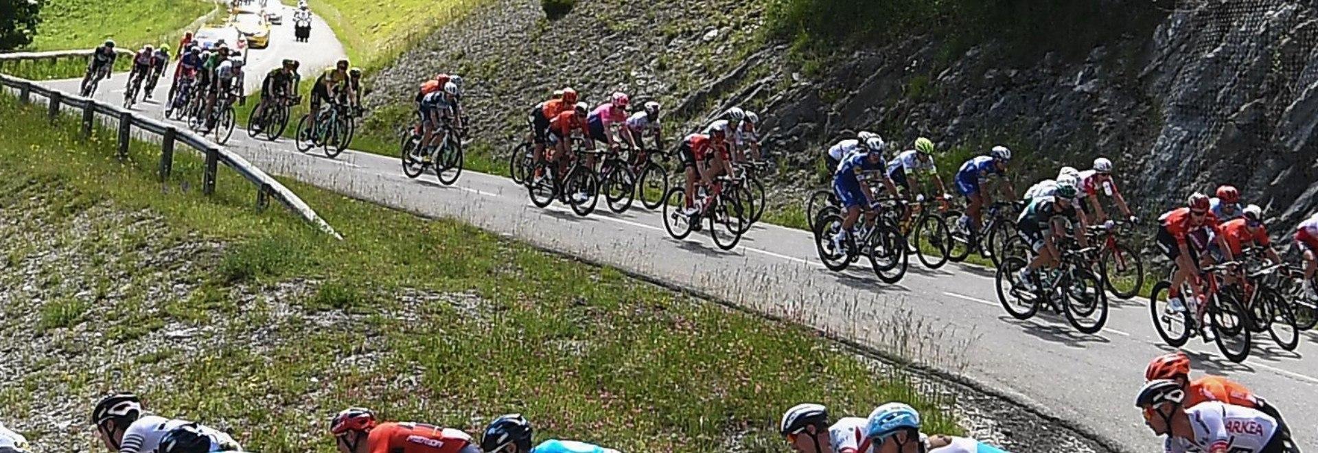 7a tappa. Saint Martin-le-Vinoux-La Plagne (171 km)