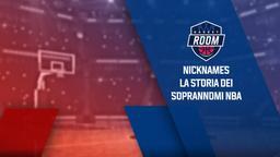 Nicknames - La storia dei soprannomi NBA