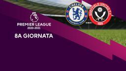 Chelsea - Sheffield United. 8a g.