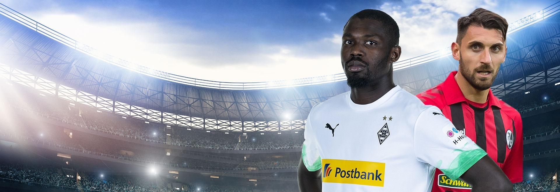 Borussia M. - Friburgo. 13a g.