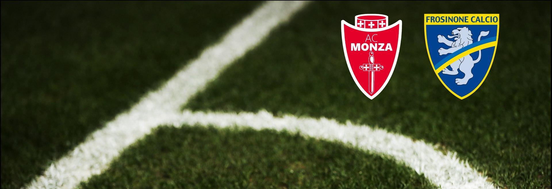 Monza - Frosinone. 7a g.
