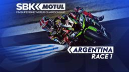Argentina. Race 1