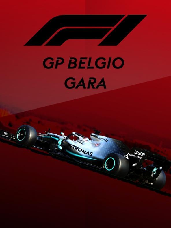 F1 Gara: GP Belgio