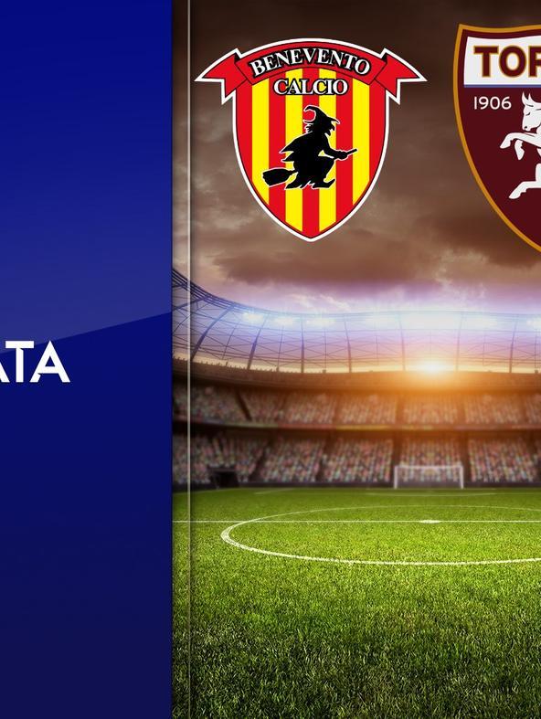 Benevento - Torino  (diretta)
