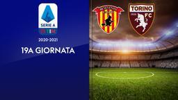 Benevento - Torino. 19a g.