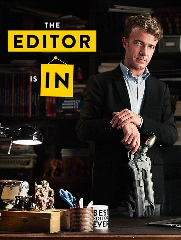 The Editor Is In: Harlan Draka (Dampyr)