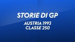 Austria, Salzburgring 1993. Classe 250