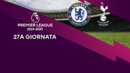Chelsea - Tottenham. 27a g.