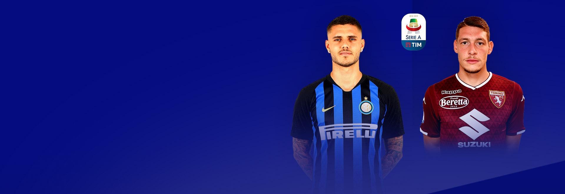 Inter - Torino. 2a g.