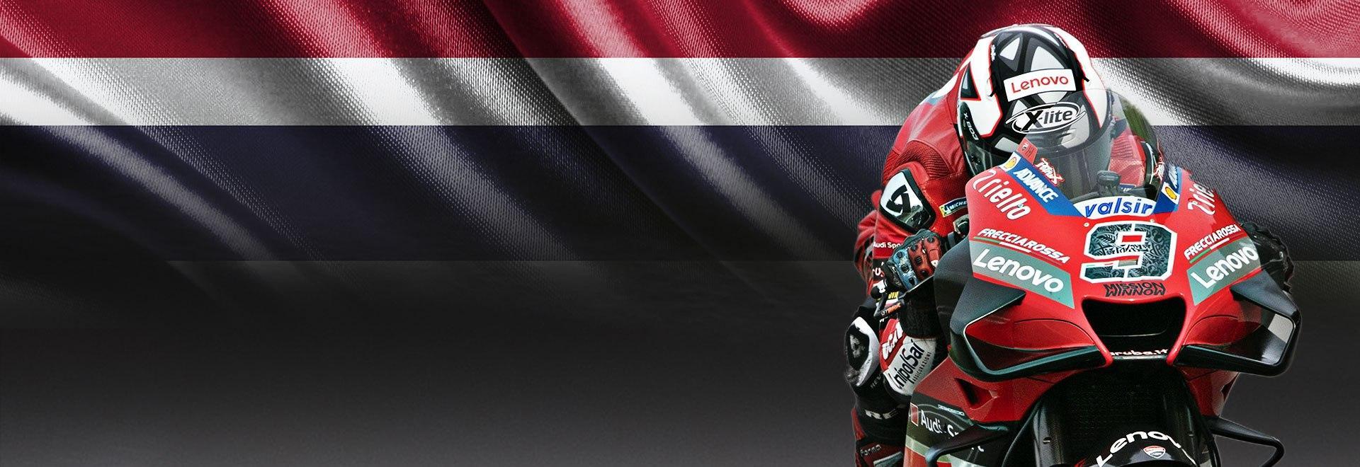 GP Thailandia. PL 4