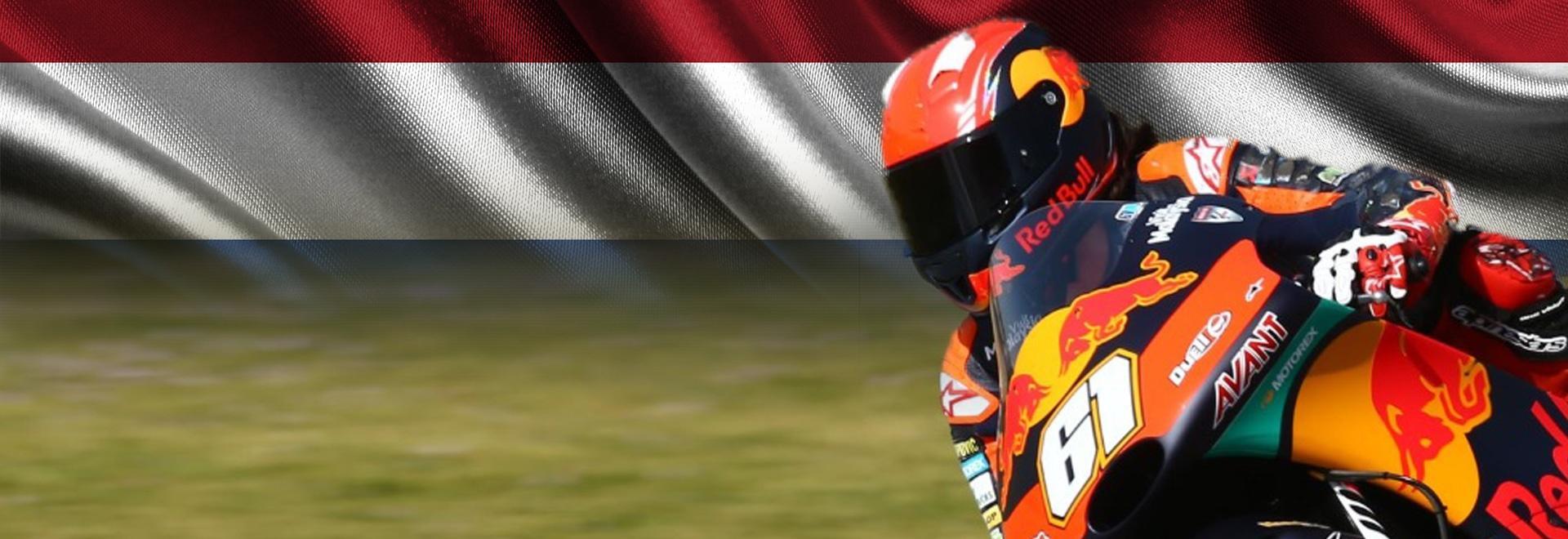 GP Olanda. Gara