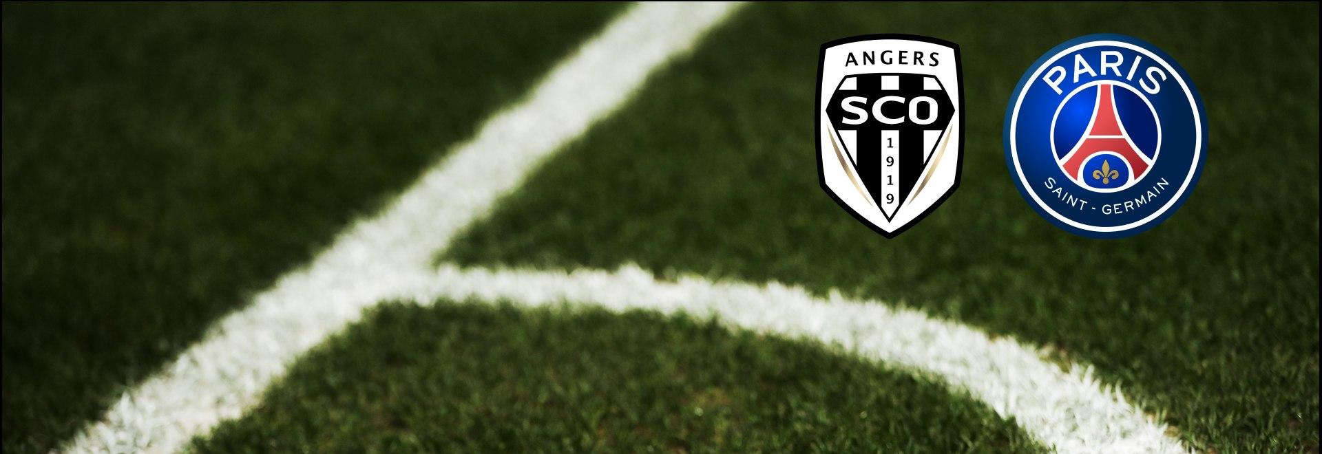 Angers - PSG. 20a g.