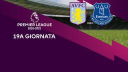 Aston Villa - Everton. 19a g.
