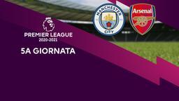 Man City - Arsenal. 5a g.