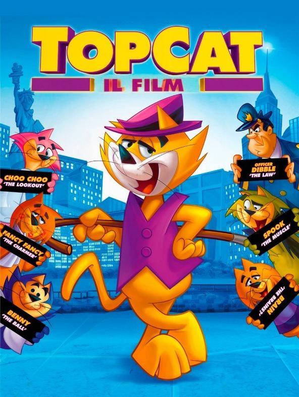 Top Cat - Il film