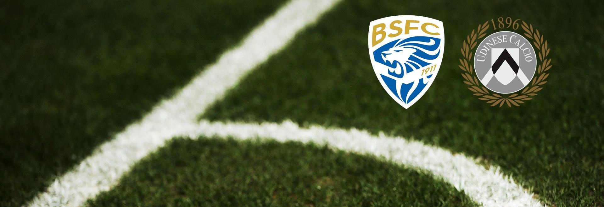 Brescia - Udinese. 23a g.