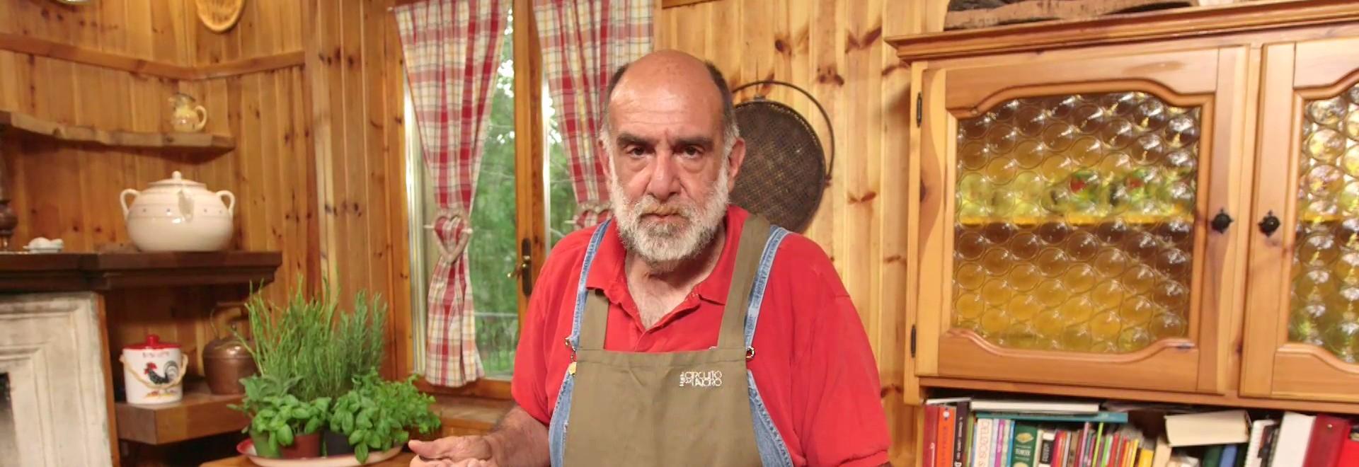 Giorgione orto e cucina - L'Aquila