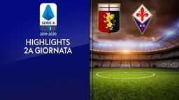 Genoa - Fiorentina