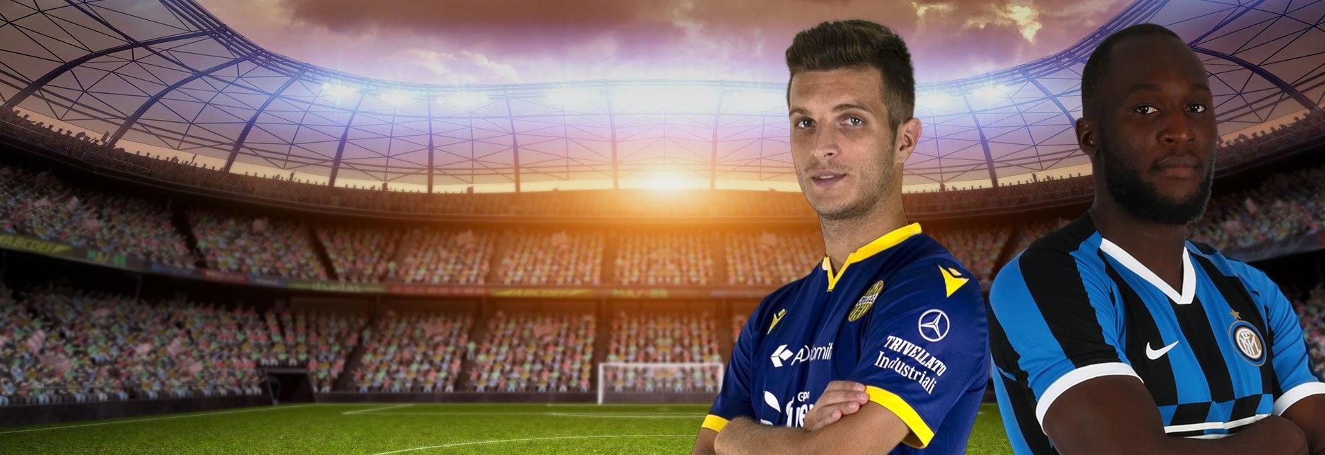 Verona - Inter. 31a g.
