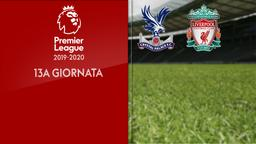 Crystal Palace - Liverpool. 13a g.