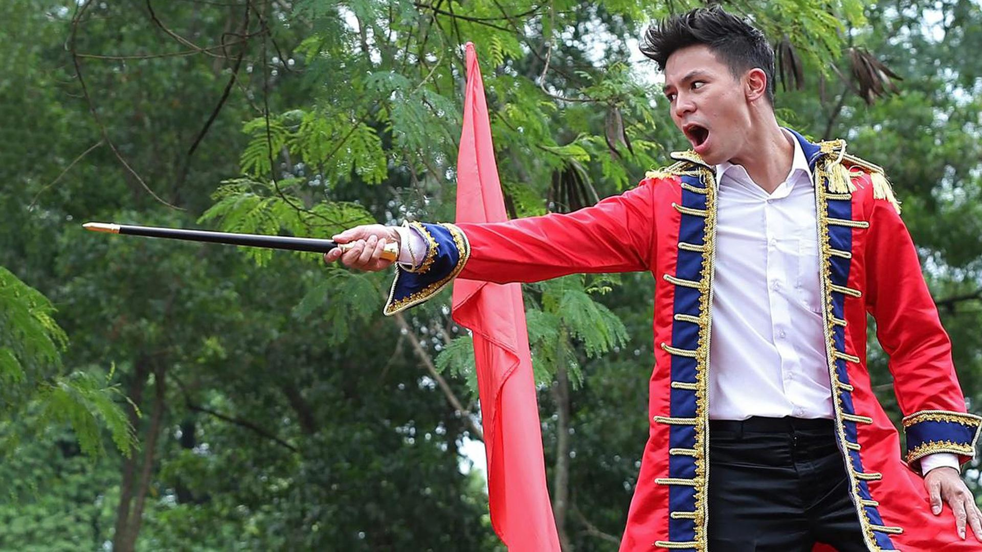 Comedy Central Takeshi's Castle Indonesia