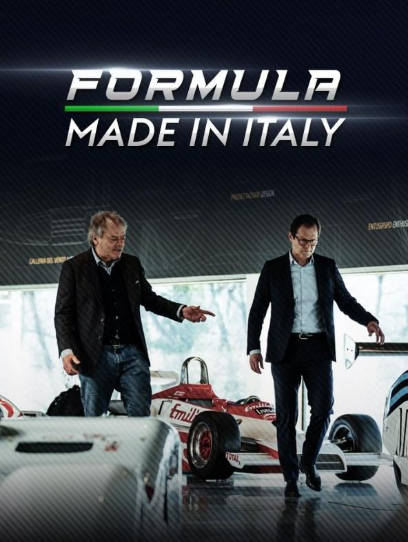Formula Made in Italy
