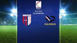 Vibonese - Palermo