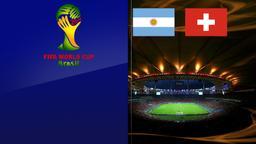 Argentina - Svizzera. Ottavi di finale