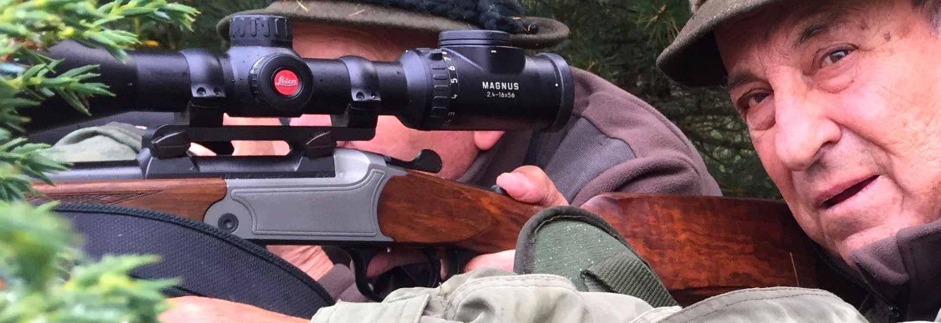 Parliamo di caccia con Bruno Modugno