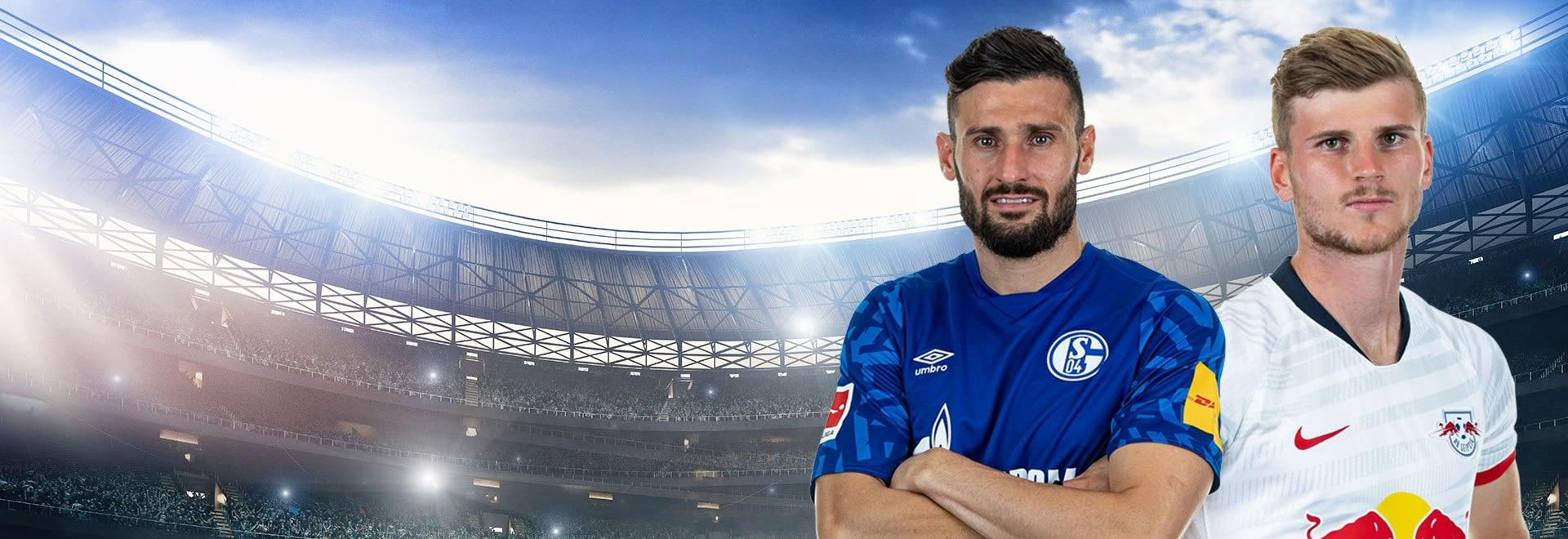 Schalke - Lipsia. 23a g.