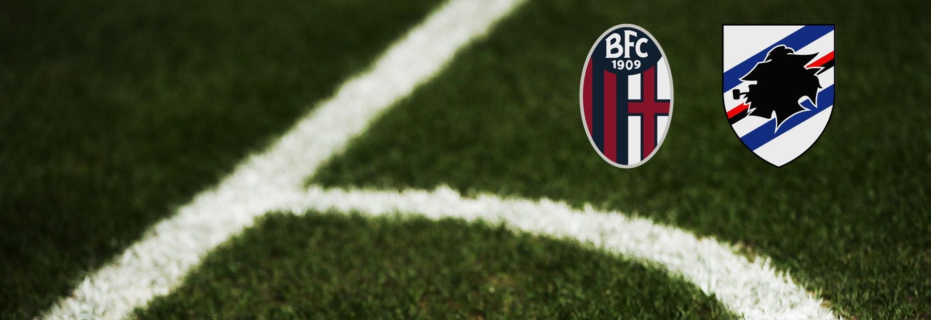 Bologna - Sampdoria. 27a g.