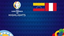 Venezuela - Perù