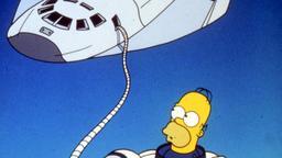 Homer nello spazio profondo