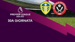 Leeds - Sheffield United. 30a g.