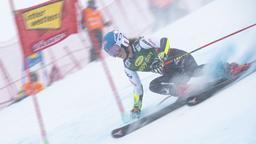Slalom Gigante F. 1a manche