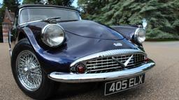 Una splendida Daimler