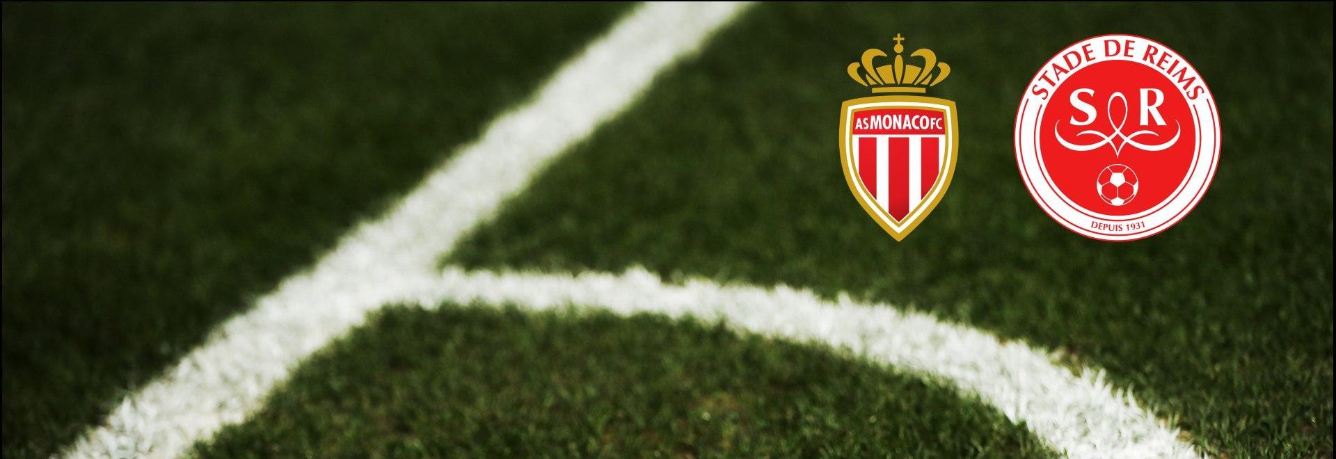 Monaco - Reims. 1a g.