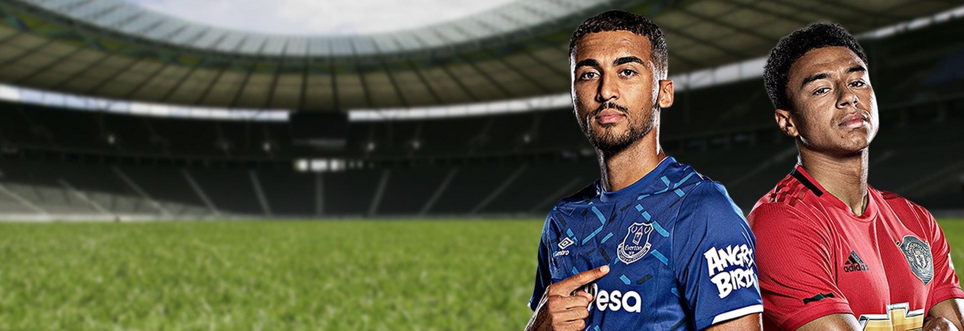 Everton - Man Utd. 28a g.