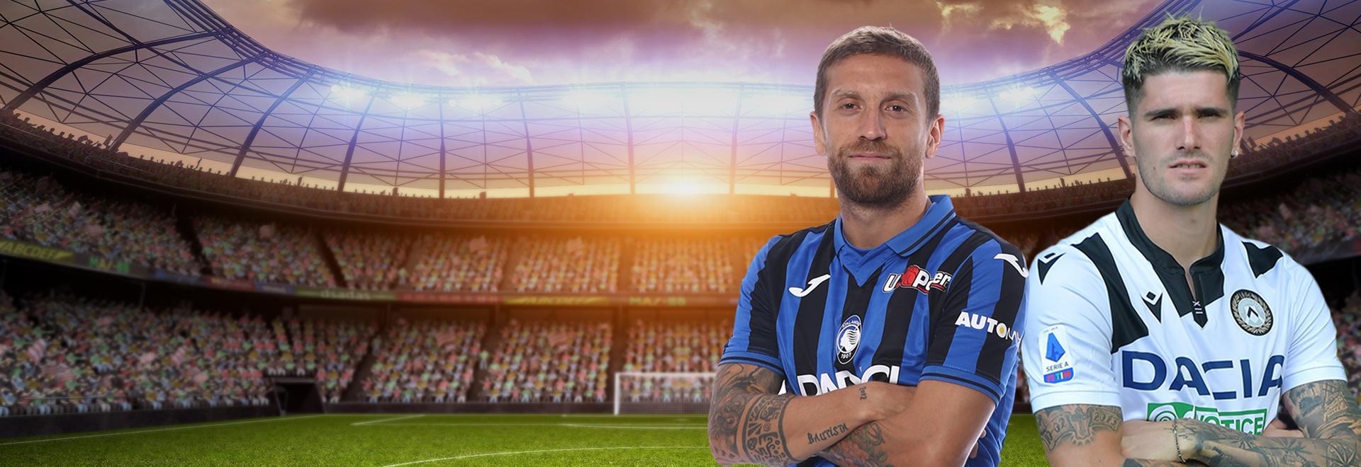 Atalanta - Udinese. 9a g.